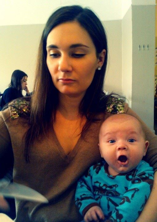 """'Damien' wrote: """"My friend's baby's face was priceless after he tasted ice cream"""""""