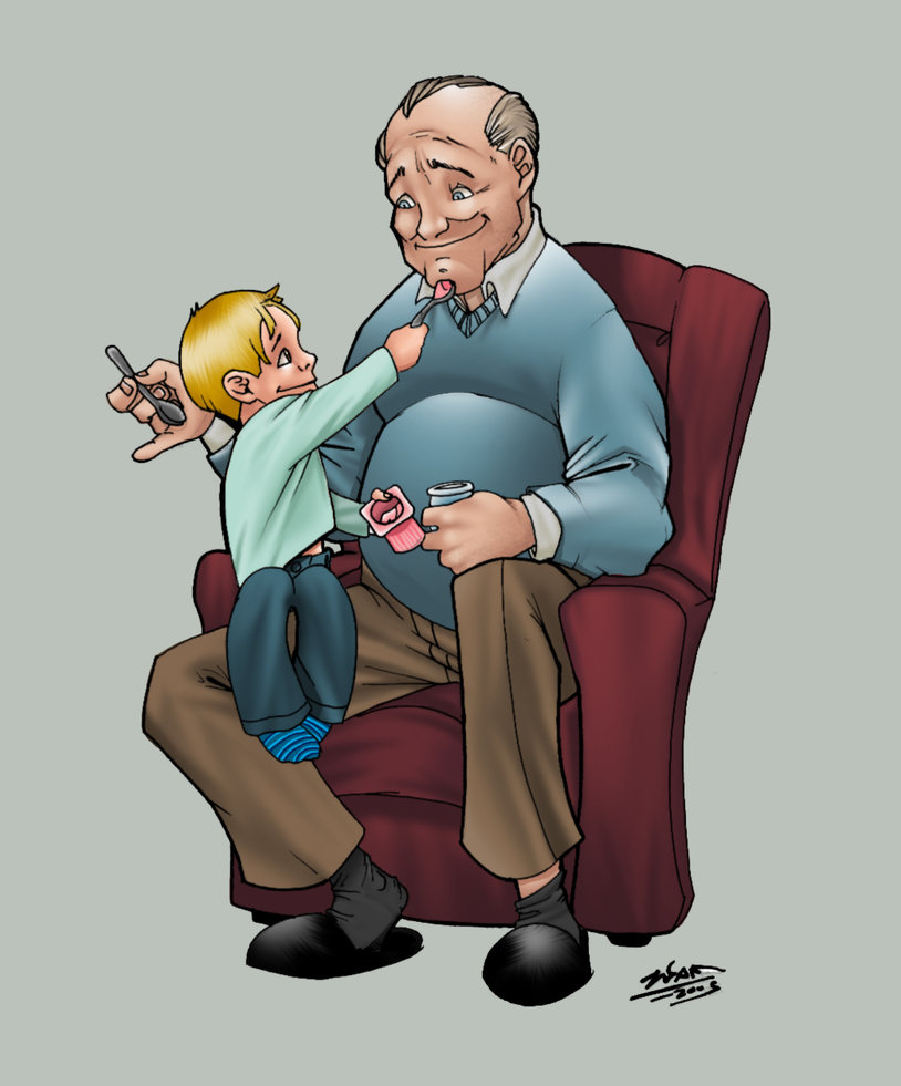 grandpa_and_grandson_colour