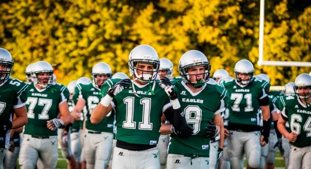 School High Football Olivet