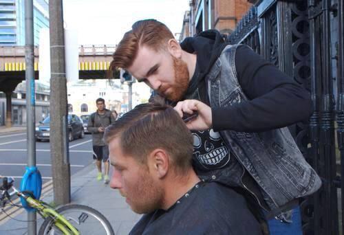 barber - kindness