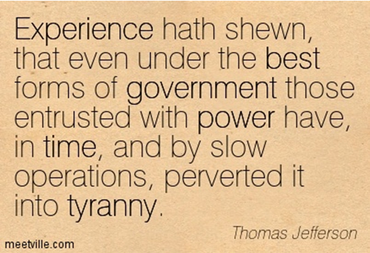 government quote
