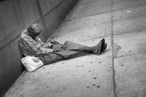 Homeless in the USA