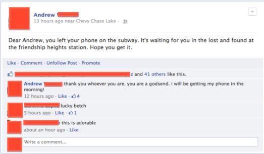 Social Media Kindness