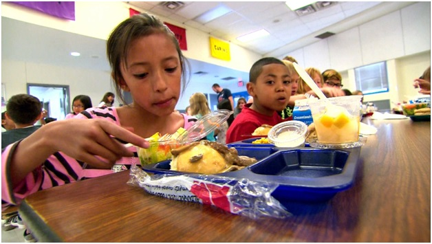 Teacher Sends Hungry First Graders Home With Backpacks Full Of Food
