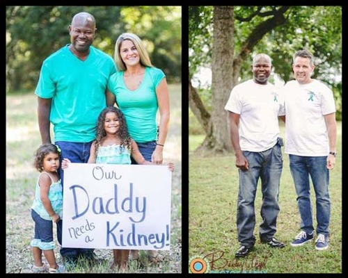 Our Daddy Needs a Kidney
