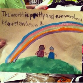 wisdom of a child