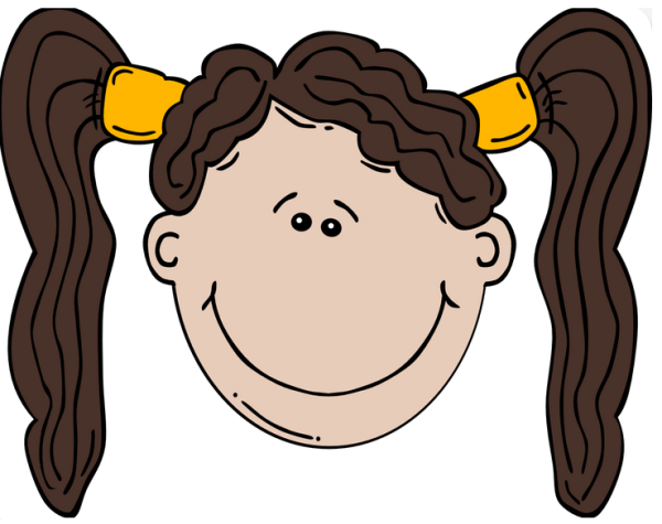 girl cartoon