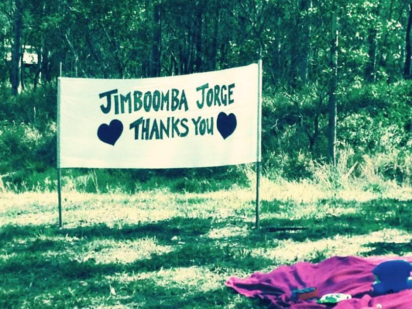 Jimboomba Jorge