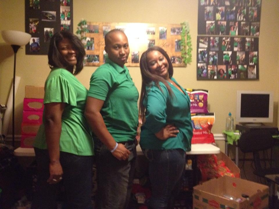greenteamministry