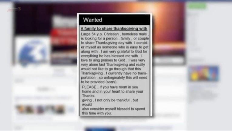 Neal Shytles thanksgiving letter