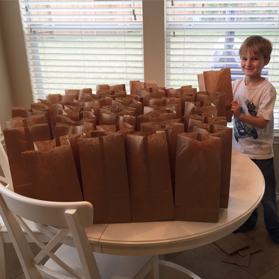 How My Son Wanted to Spend the $120 He Saved This Year.