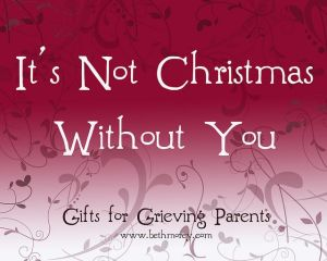 Christmas and Grief Quote