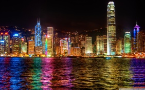 hong kong wallpaper