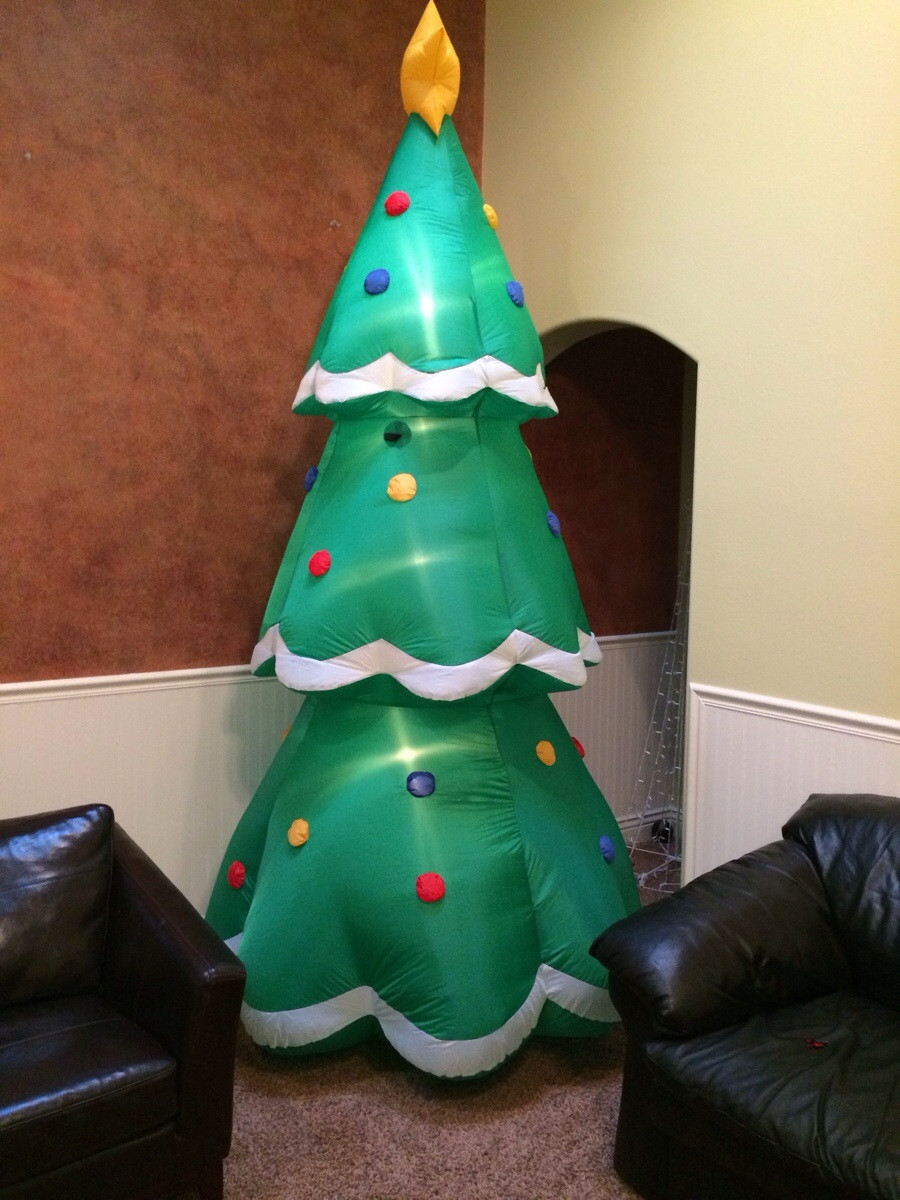 funny christmas tree - What Do I Get My Dad For Christmas