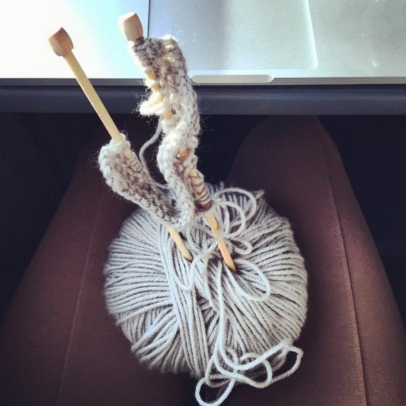 Needle and Yarn