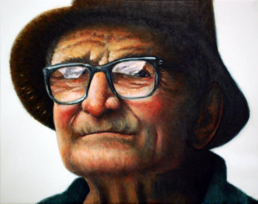 old man art