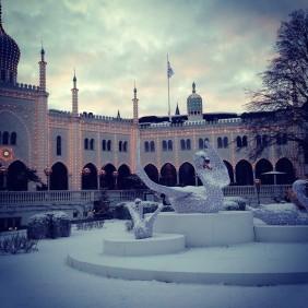 Christmas Miracle in Copenhagen