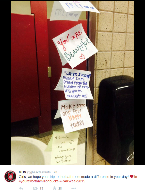 13 Sweet Examples From the International Random Acts of Kindness ...