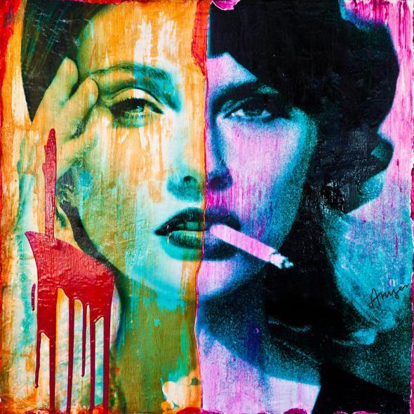 addiction art