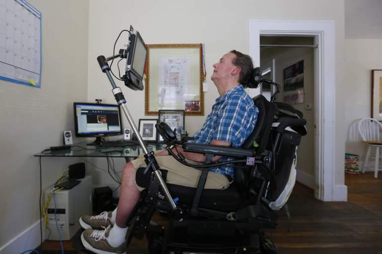 Speech Generated Device ALS