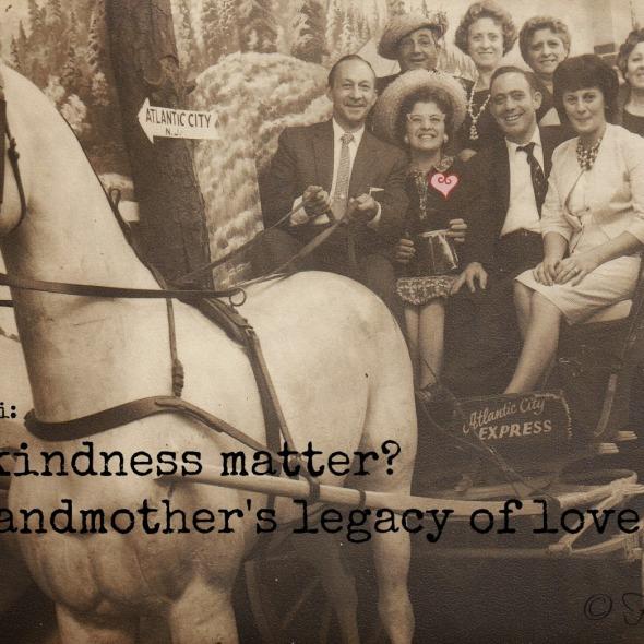 Kindness matter