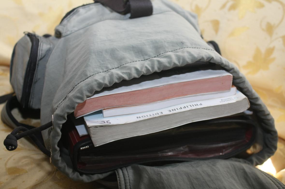 backpack kindness