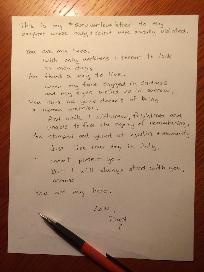 Love Letters Sexual Assault Survivors Are Writing to Themselves