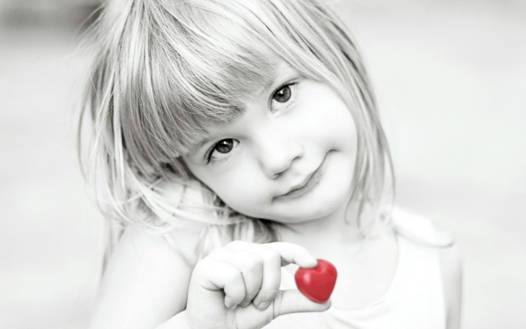 girl toddler wallpaper