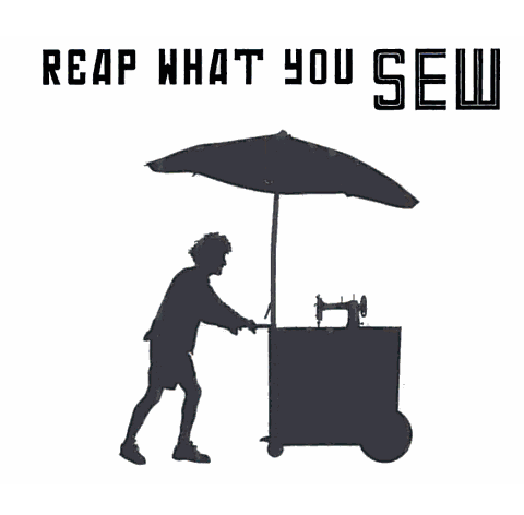 Reap What You Sew project