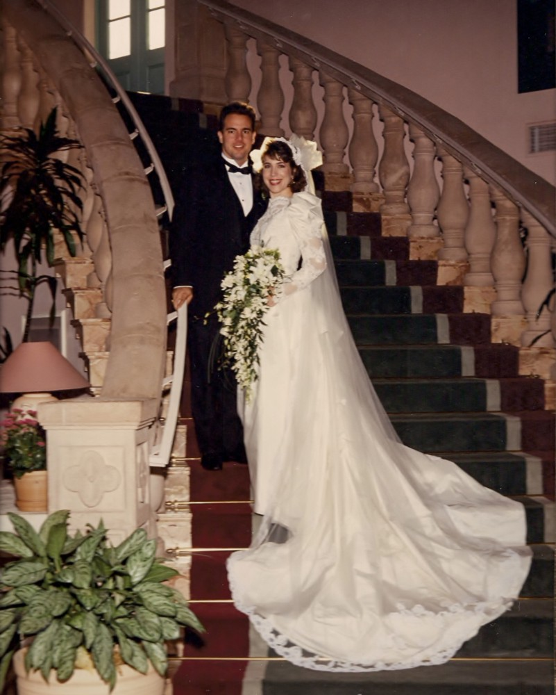 FOR BETTER OR WORSE: A 25th Anniversary Love Letter to my Dead Husband - by Lisa Gastaldo