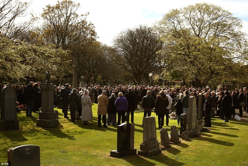 STRANGERS Turn Up for the Funeral of the Baby With no Name