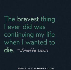 Juliette Lewis Quote