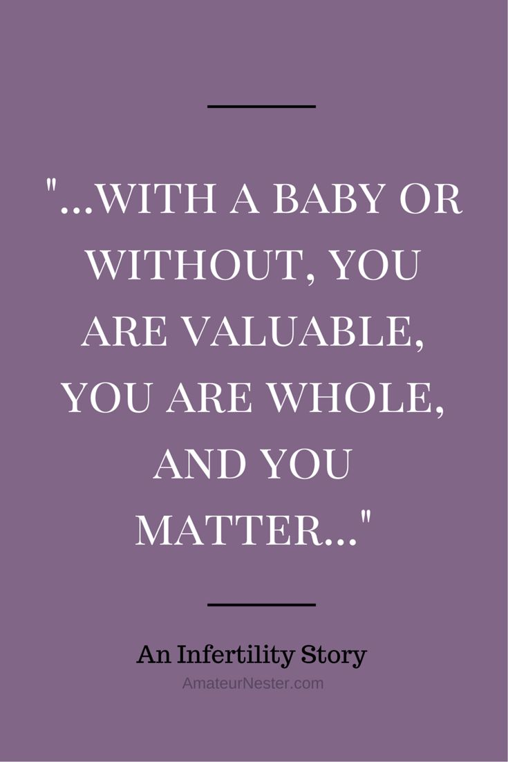 Infertility Quotes Empty Arms And A Heavy Heart  Kindness Blog