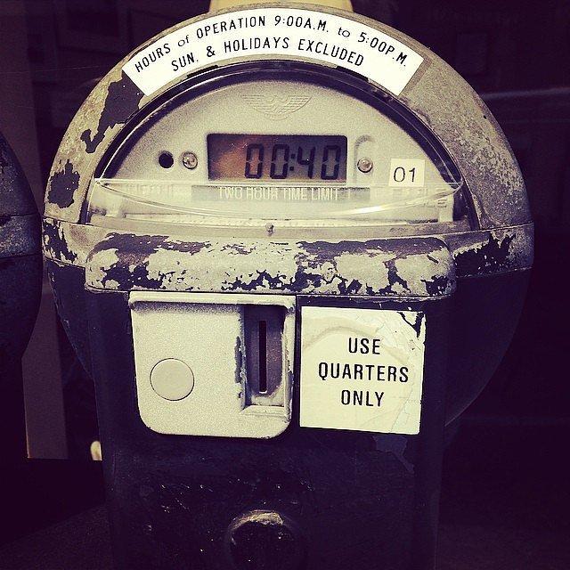parking kindness