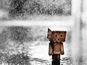 sadness rain