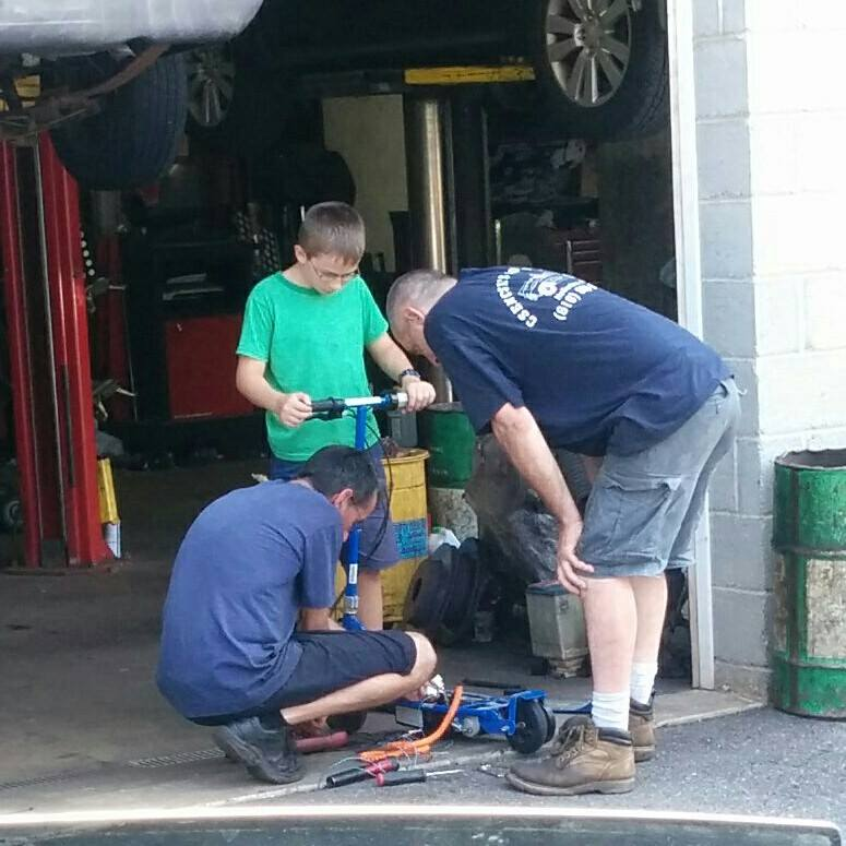 mechanics kindness