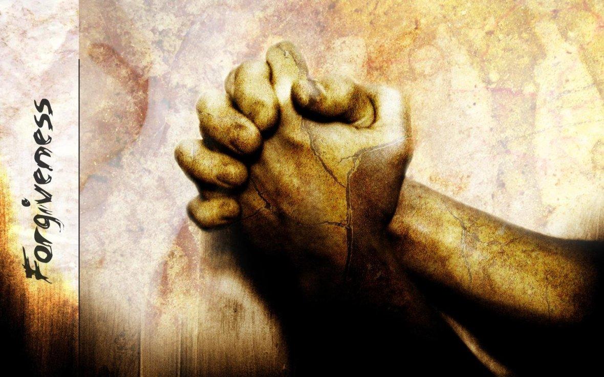 Forgiveness wallpaper