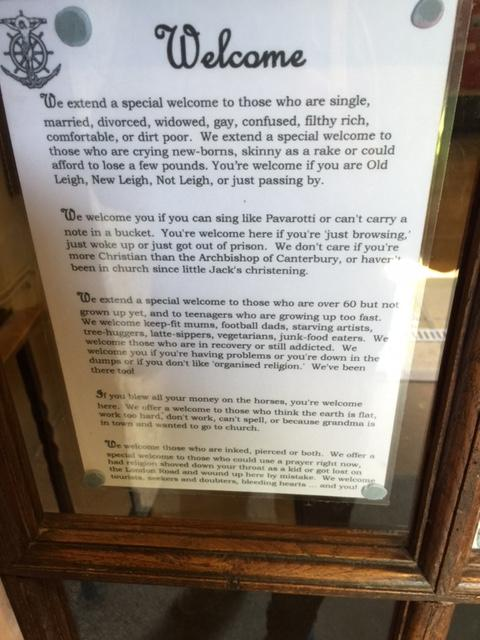 Walked Past a Church Yesterday, Had This Poster on the Door