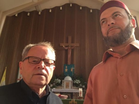 Mosque Raises Money to Repair Catholic church