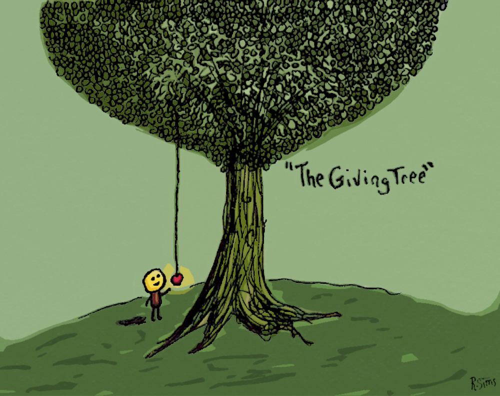 The Giving Tree Quotes: A Story About Giving, Sacrifice And Finding One's