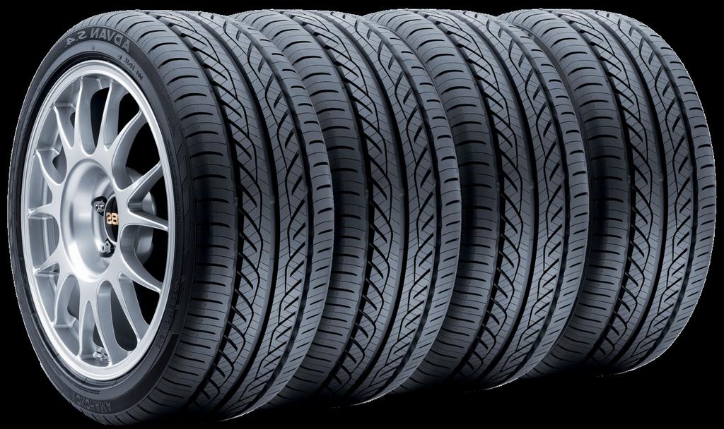 Filling Car Tires