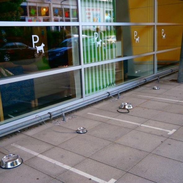 Doggy Parking Bays