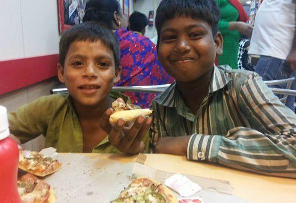 children kindness