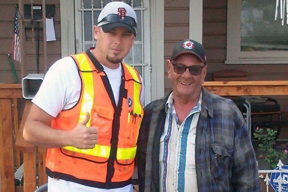 Track Inspector's Good Deed Goes Viral
