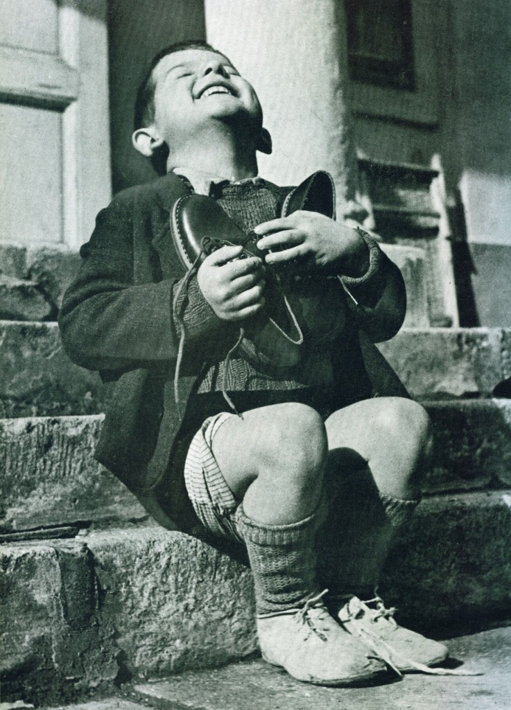 "6 year-old boy, ""Werfel"", who lived in an orphanage"