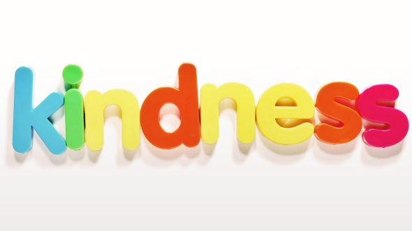 kindness wallpaper
