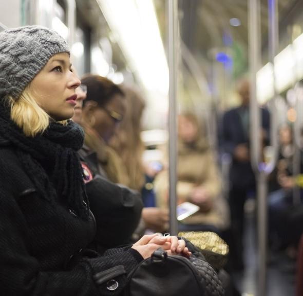 meditation commute