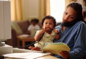 A Few Warnings to Working Moms - By Shelly Lopez Gray (Registered nurse)
