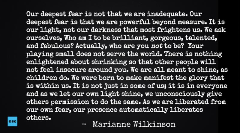 marianne wilkinson quote
