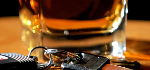 beer and car keys